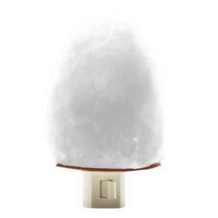Himalayan Salt White Night Light 0.5kg