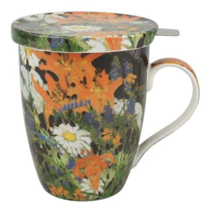 Thomson Marguerites Tea Mug