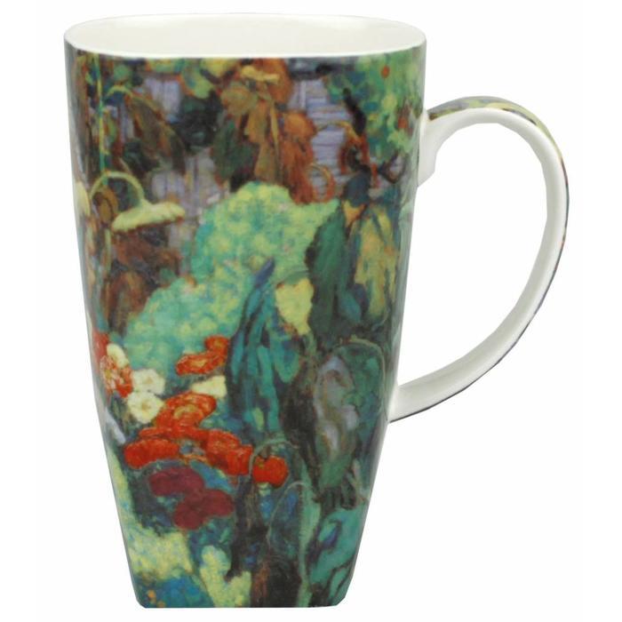Jeh Macdonald Tangled Garden Grande Mug