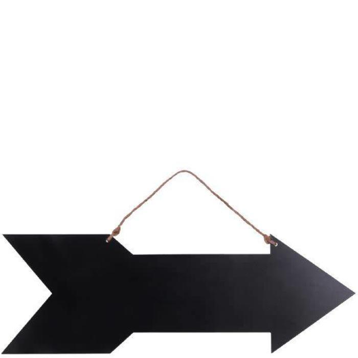 Arrow Sign Chalkboard