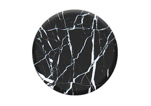 Pop Socket Black Marble