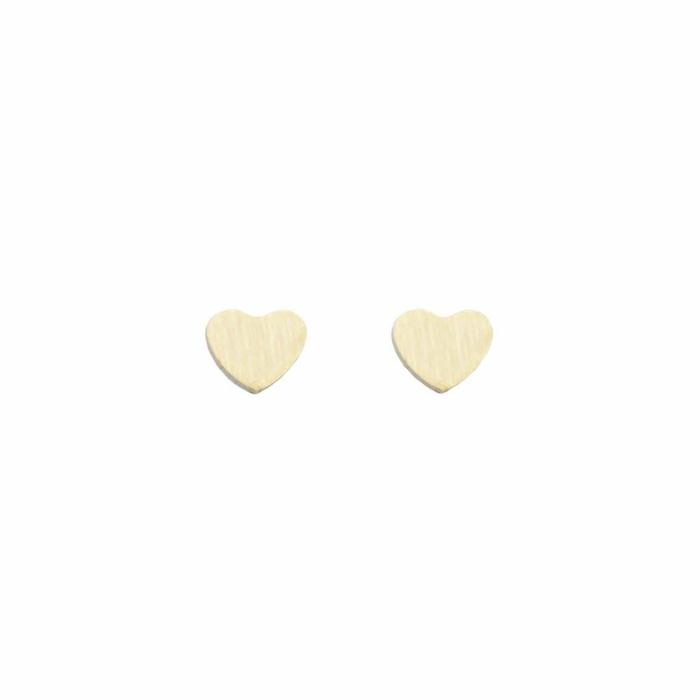Mini Metal Stud Heart