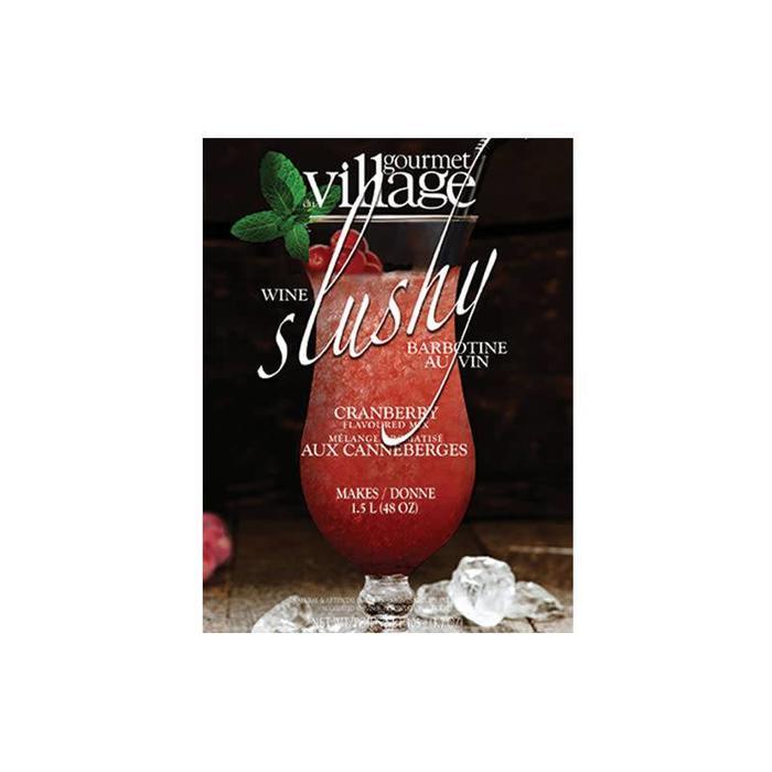 Wine Slushy Cranberry Box 105g