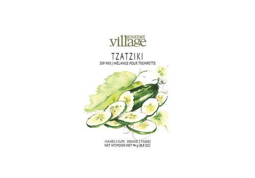 Gourmet Du Village Dip Recipe Box Tzatziki