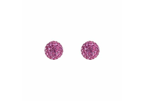 Park & Buzz Radiance Stud Bubblegum