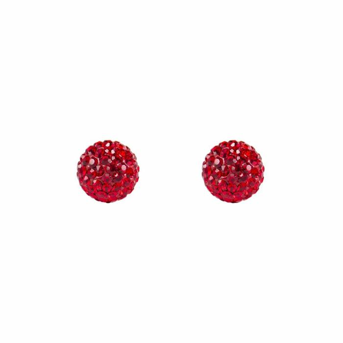 Radiance Stud Red