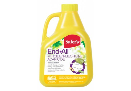 Safers End All II  Concentrate 500ml