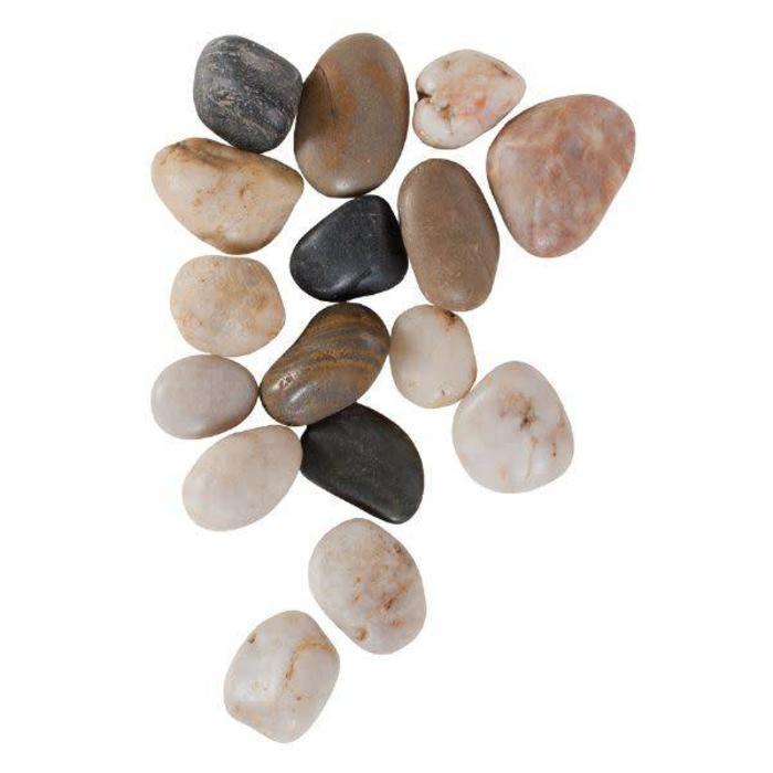 Mixed Polished Stone 3lb