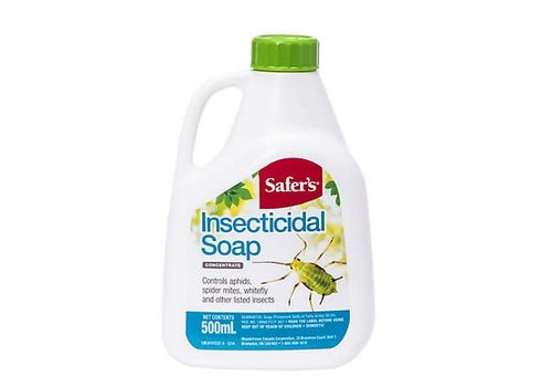 Safers Insecticidal Soap Concentrated 500ml