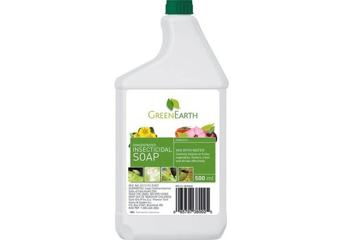 Green Earth Insecticidal Soap GE 500ml