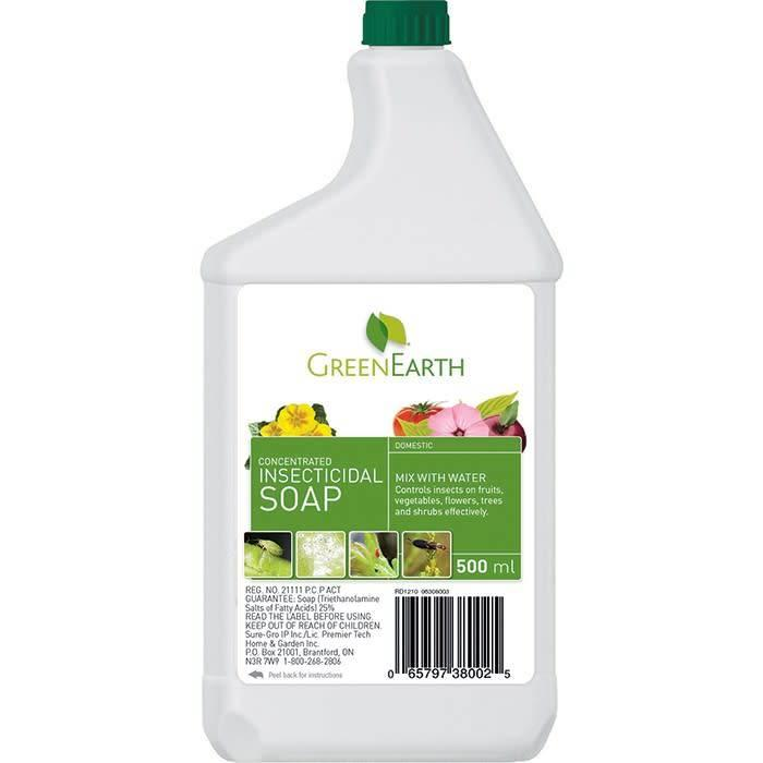 Insecticidal Soap GE 500ml