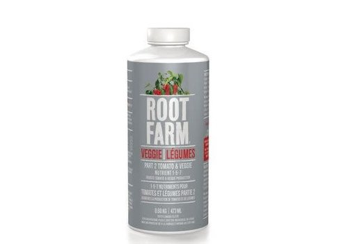 Root Farm Part 2 Tomato and Veggie Nutrient 473ml
