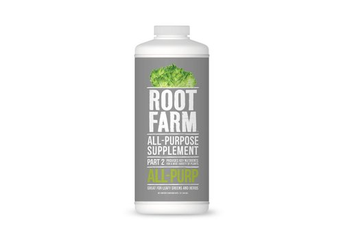 Root Farm Part 2 All Purpose Base Nutrient 473ml
