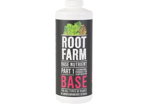 Root Farm Part 1 Base Nutrient 473ml