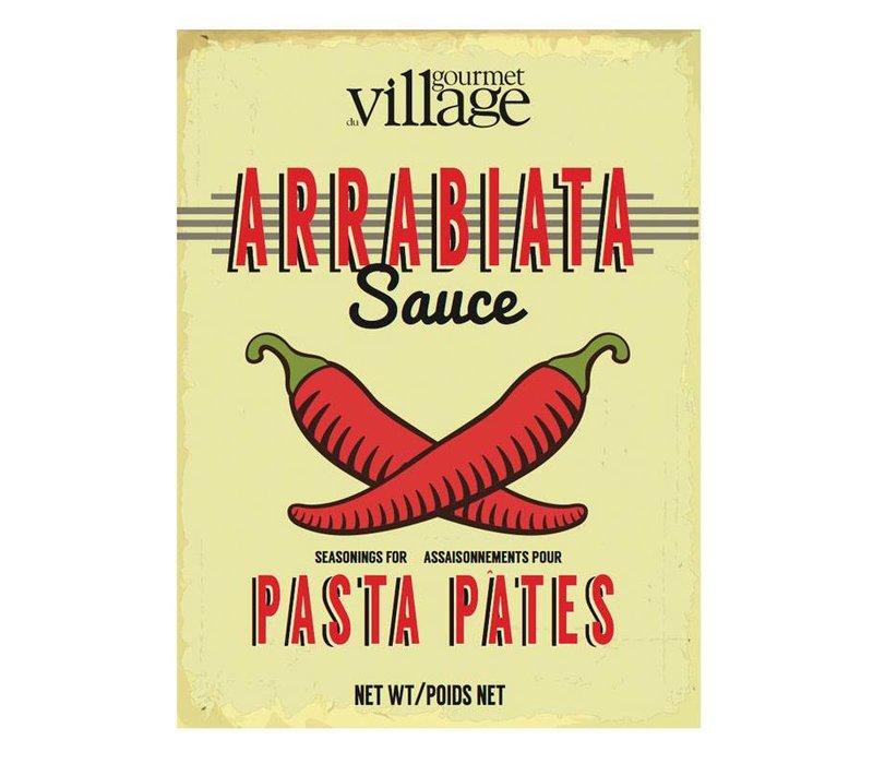 Retro Arrabiata Pasta Sauce Mix
