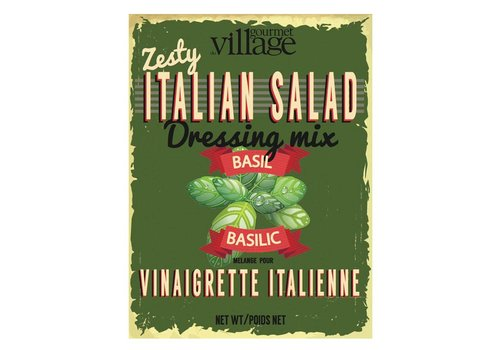 Gourmet Du Village Retro Italian Salad Dressing Mix