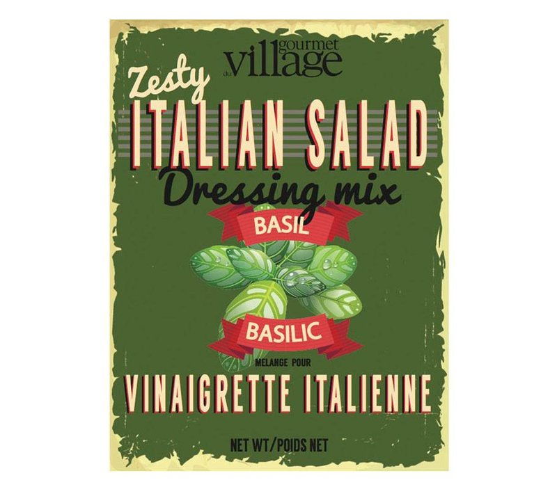 Retro Italian Salad Dressing Mix