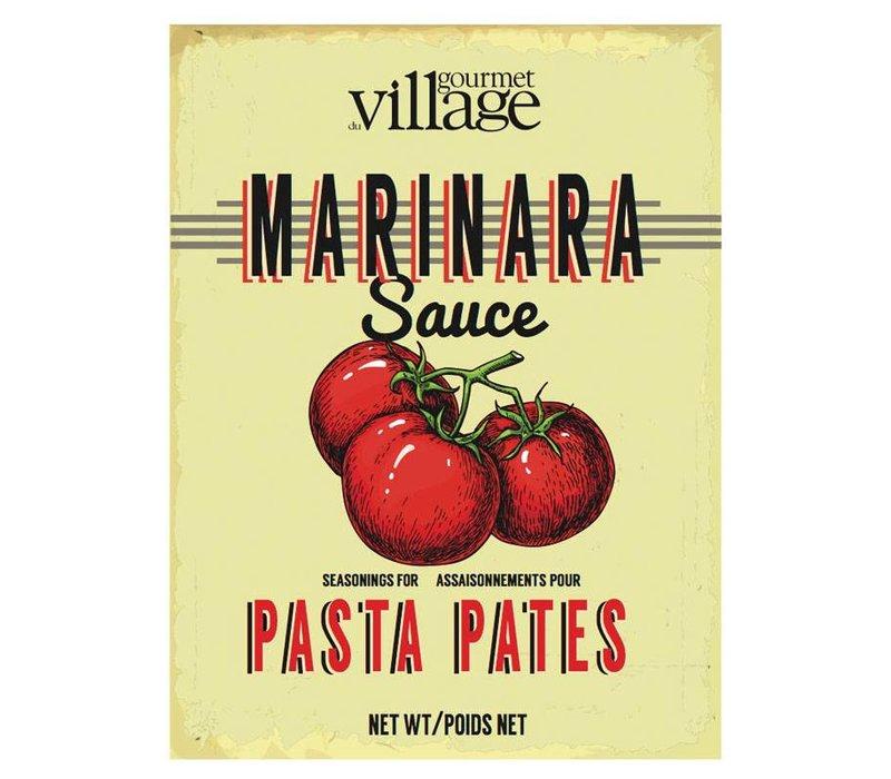 Retro Marinara Pasta Recipe Box