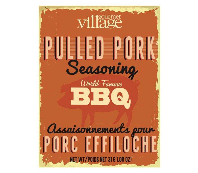 Seasoning Recipe Box Pulled Pork