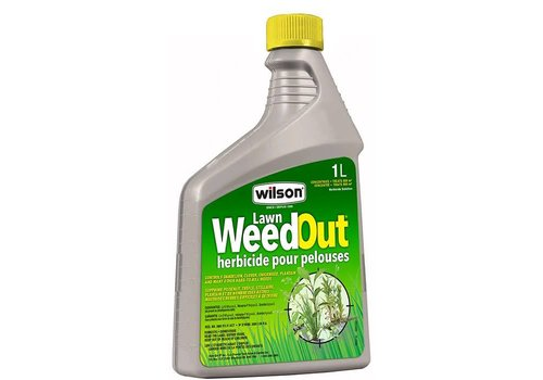 Wilson Lawn Weedout Concentrate 1L