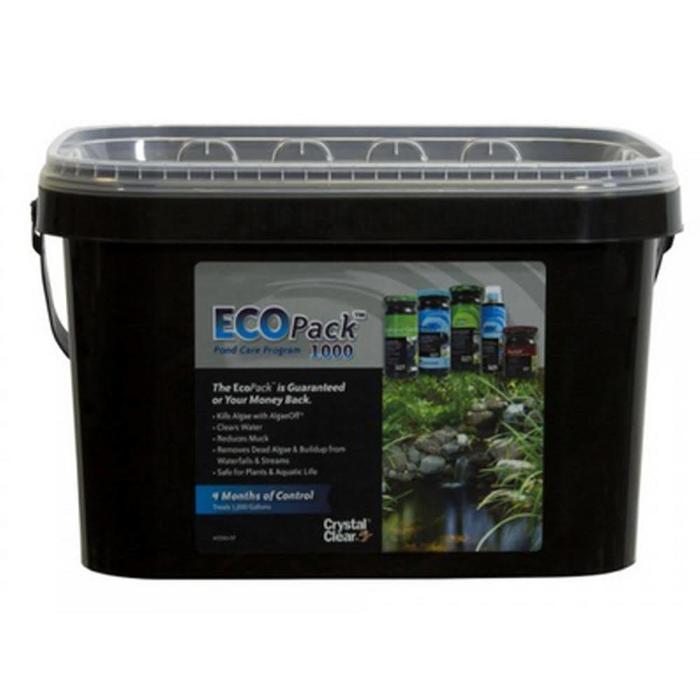 Crystal Clear Ecopack 1000
