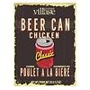 Gourmet Du Village Retro Beer Can Chicken Seasoning