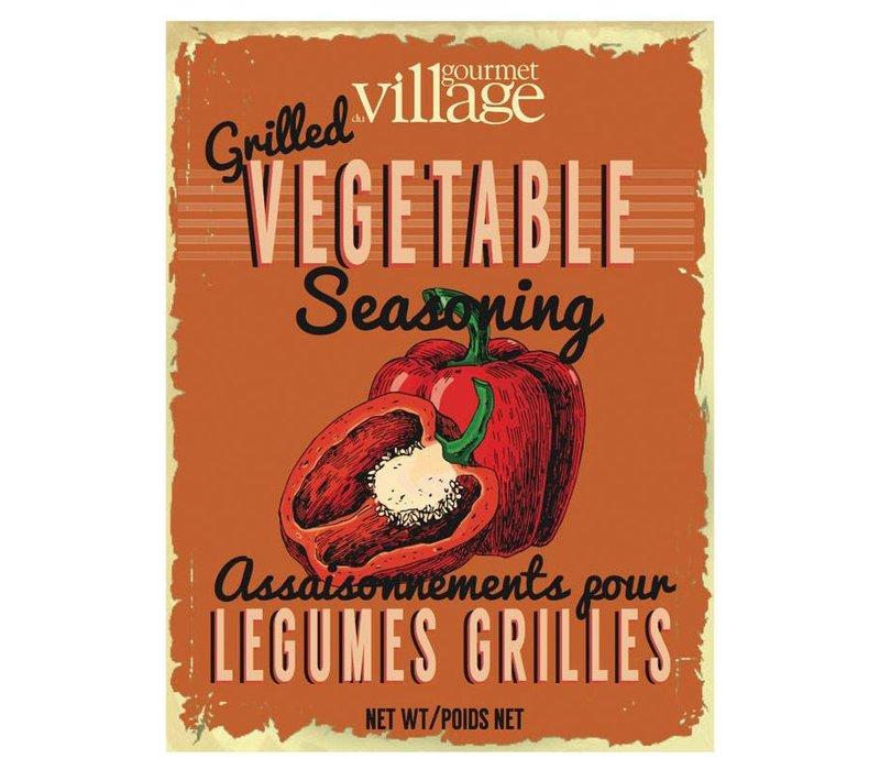 Retro Grilled Vegetable Seasoning