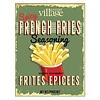 Gourmet Du Village Retro Spicy French Fries Seasoning