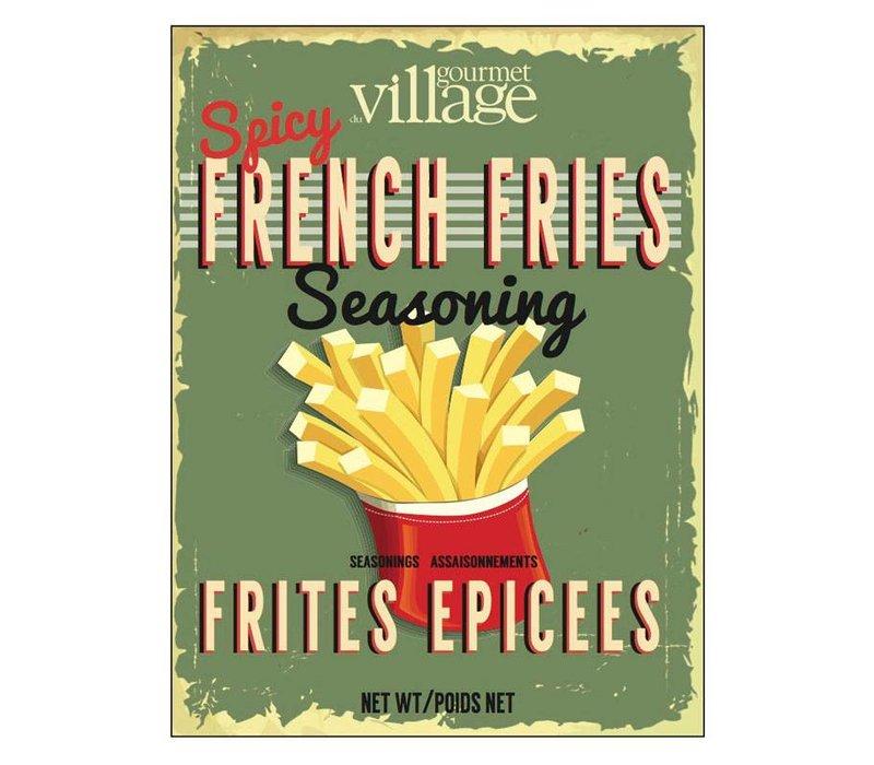 Retro Spicy French Fries Seasoning