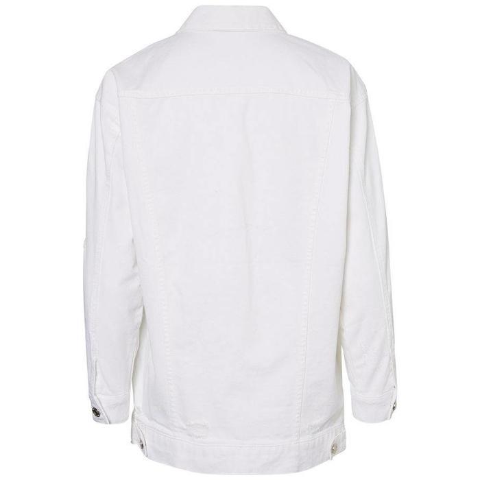 Angie Long Denim Jacket