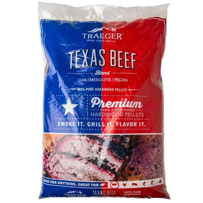 Texas Blend Pellets 20lb