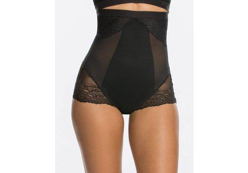 SPANX Lace High Waisted Brief