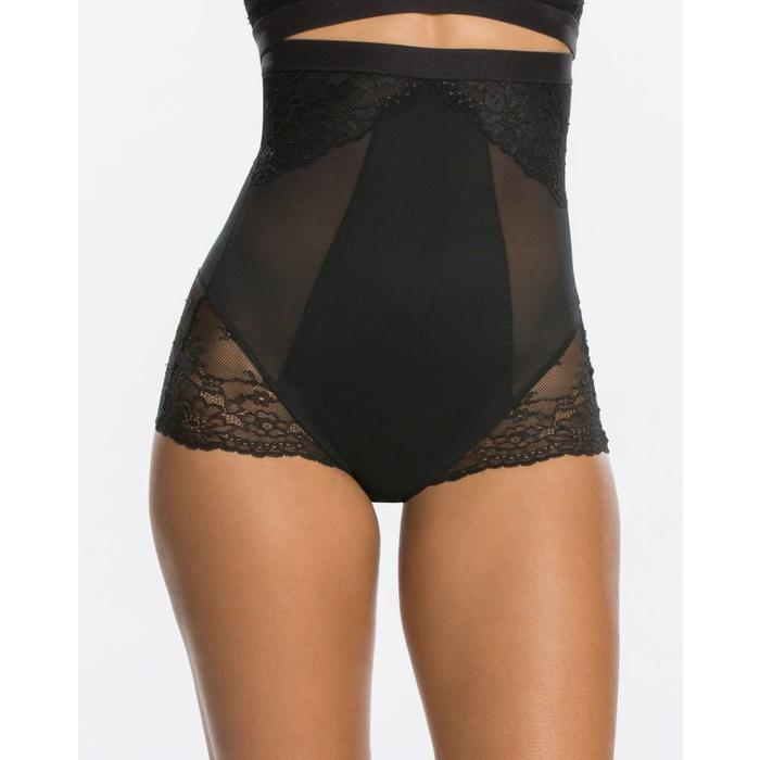 Lace High Waisted Brief