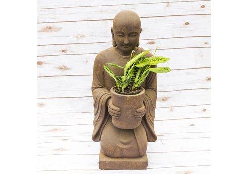 "Buddha Planter 12"" x 11"" x 25"""