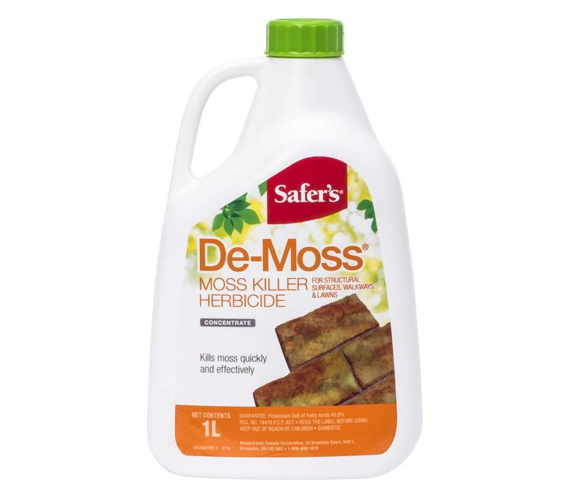 De-Moss Moss Killer Concentrate 1L