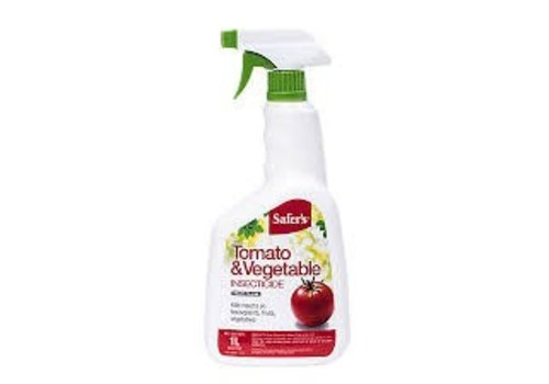 Safers Tomato and Vegetable Insecticide RTU 1L