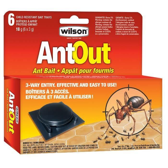 Antout Plastic Ant Trap