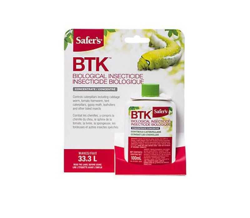 BTK Insecticide Concentrate 100ml