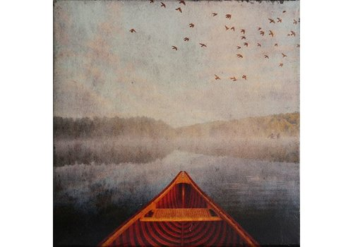 Cedar Mountain Canoe