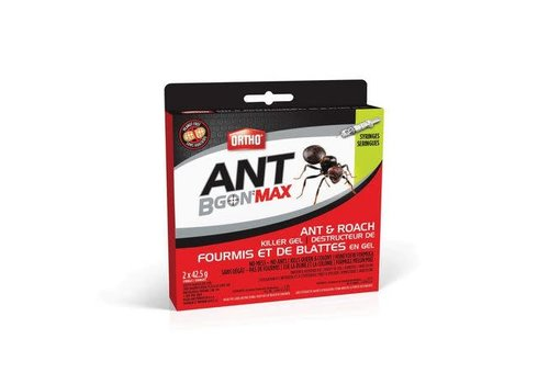 Ortho Ant B Gon Max Ant and Roach Killer Gel 42.5g