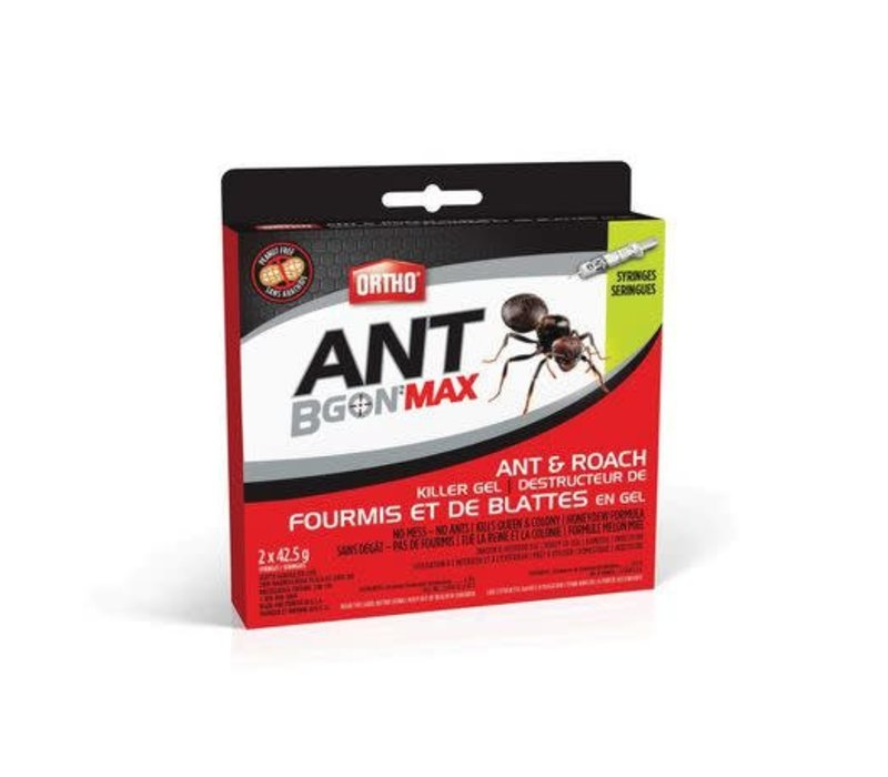 Ant B Gon Max Ant and Roach Killer Gel 42.5g