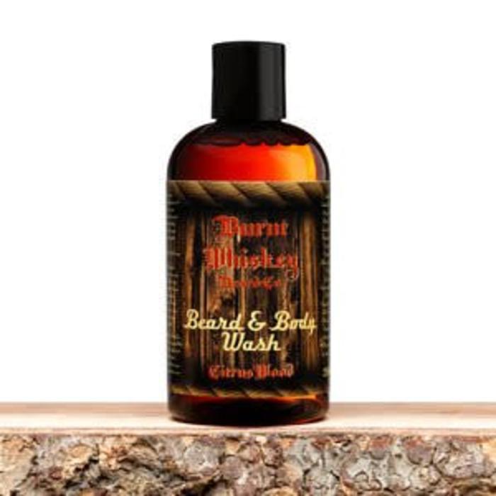 Citrus Wood Beard Wash 250ml