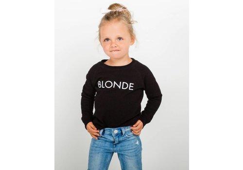 Brunette The Label Blonde Kids Crew