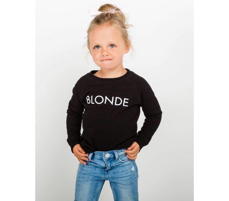 Blonde Kids Crew