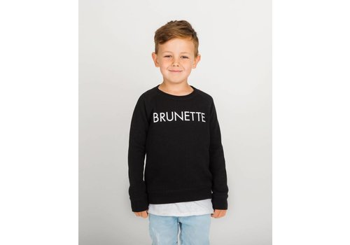 Brunette The Label Brunette Kids Crew