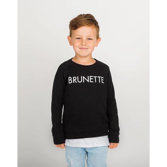 Brunette Kids Crew