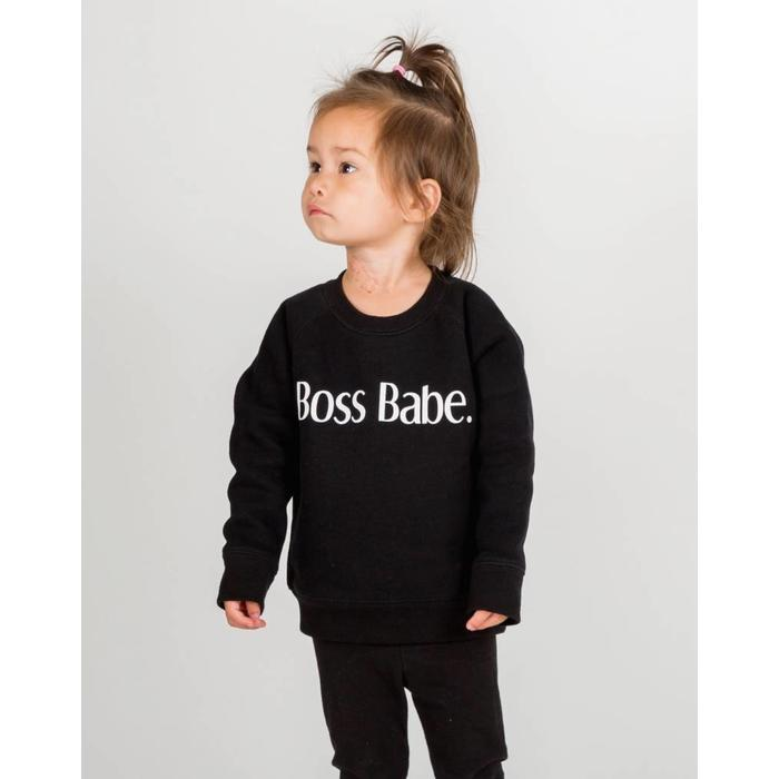 Boss Babe Kids Crew
