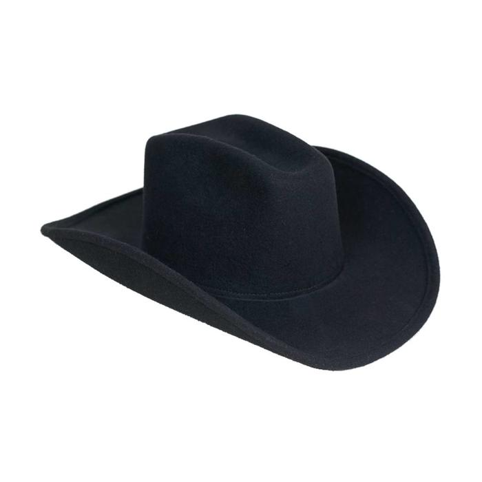 Clyde Wool Cowboy Hat
