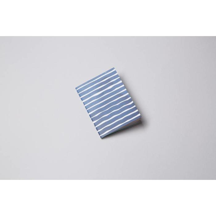 Hato Press Small Risograph Notebooks - Blue