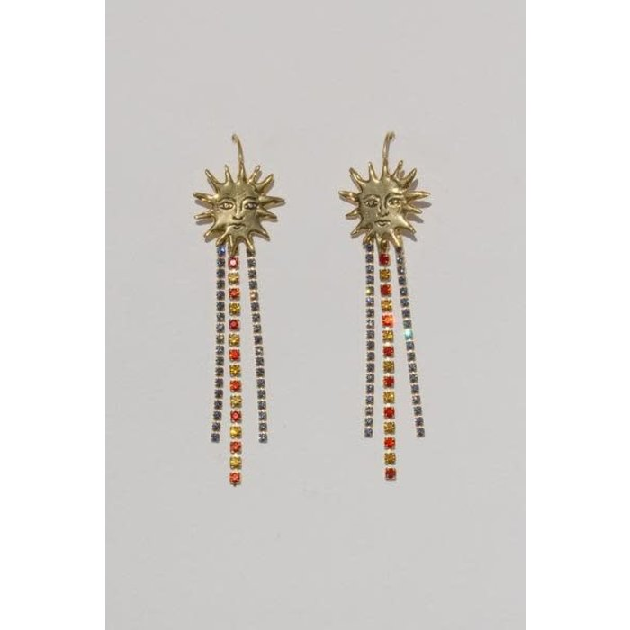 Mondo Mondo Soleil Earrings
